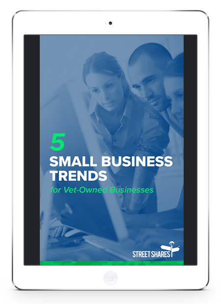 5 Small Business Trends for Vet-owned Businesses ebook