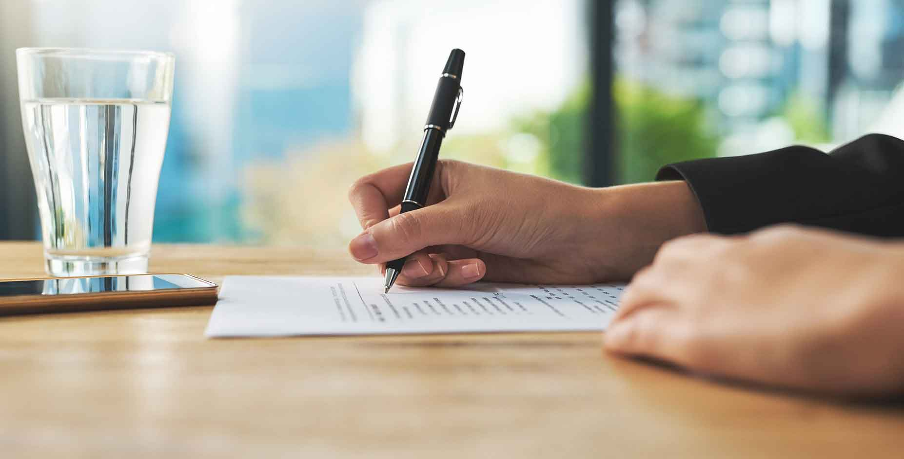 Get a Financial Capability Letter for your Government Contract