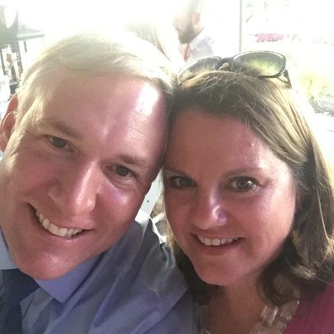 Ken and Heidi Robbins